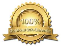 Gold zuück Garantie